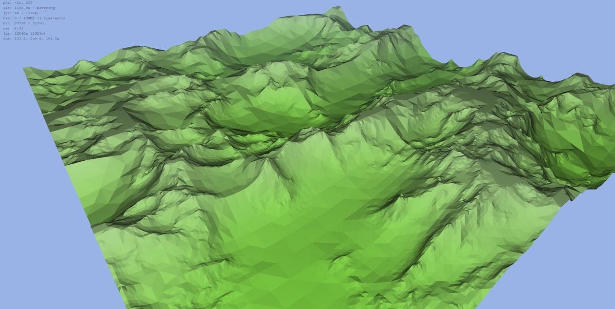 Procedural Terrain Generation – | Programmer | Technical